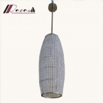 Modern Customized Irregular Shape Crystal Pendant Lamp